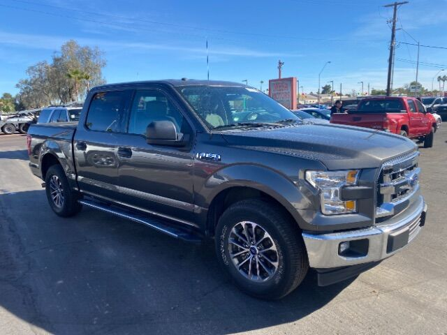 2017 Ford F-150 XL SuperCrew 5.5-ft. Bed 2WD Mesa AZ