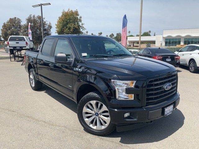2017_Ford_F-150_XL_ Vista CA