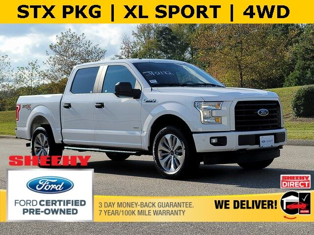 2017 Ford F-150 XL Ashland VA
