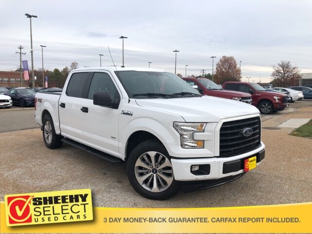 2017 Ford F-150 XL 4D SuperCrew