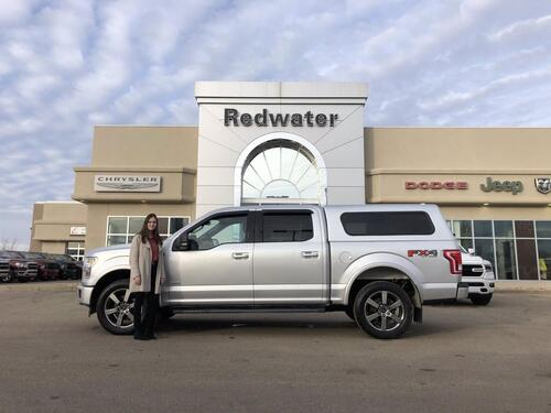 2017_Ford_F-150_XLT - Rare 10 Speed Transmission - EcoBoost Engine - Nav - Heated Seats - Remote Start - One Owner_ Redwater AB