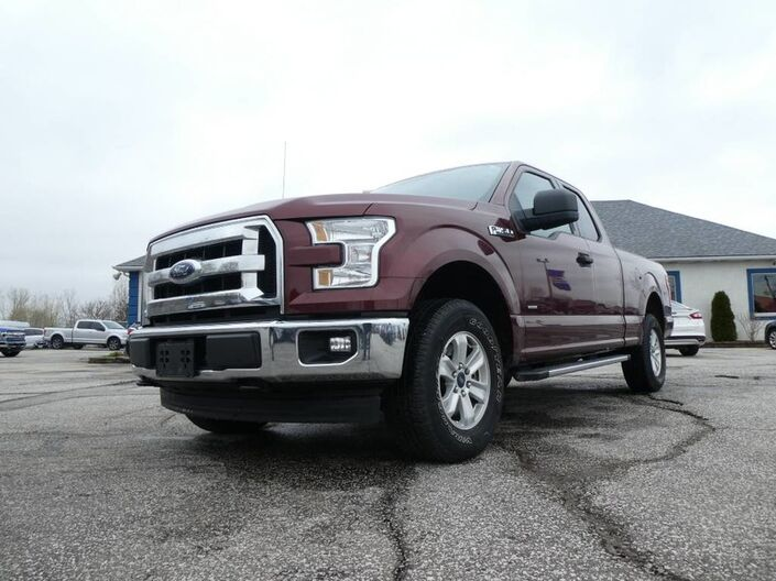 2017 Ford F-150 XLT- 4X4- BLUETOOTH- BACKUP CAM- ONLY 37902 KM Essex ON