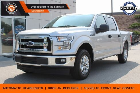 2017_Ford_F-150_XLT_ Gainesville GA