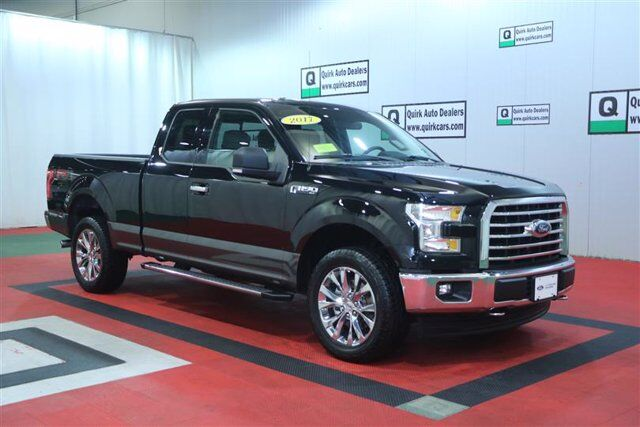 2017 Ford F-150 XLT 4WD Quincy MA