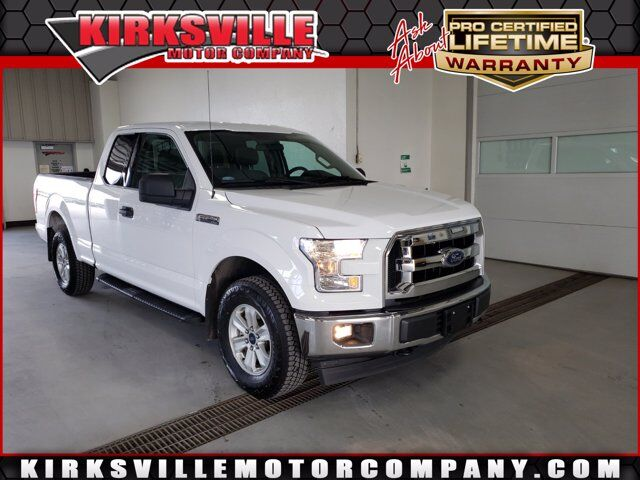 2017 Ford F-150 XLT 4WD SuperCab 6.5' Box Kirksville MO