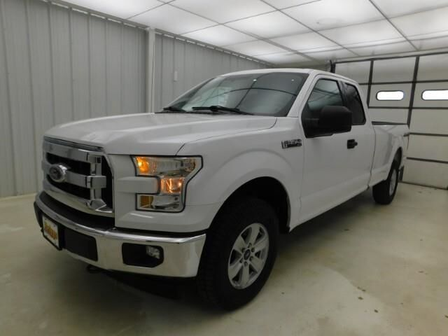 2017 Ford F-150 XLT 4WD SuperCab 6.5' Box Manhattan KS