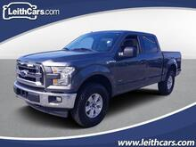 2017_Ford_F-150_XLT 4WD SuperCrew 5.5' Box_ Raleigh NC