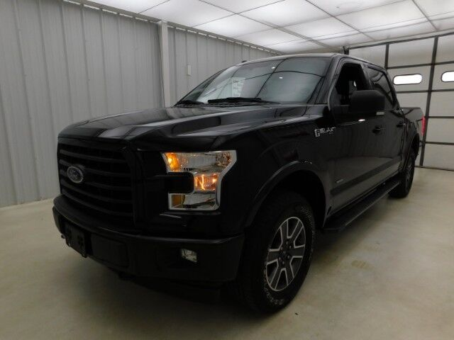 2017 Ford F-150 XLT 4WD SuperCrew 5.5' Box Manhattan KS