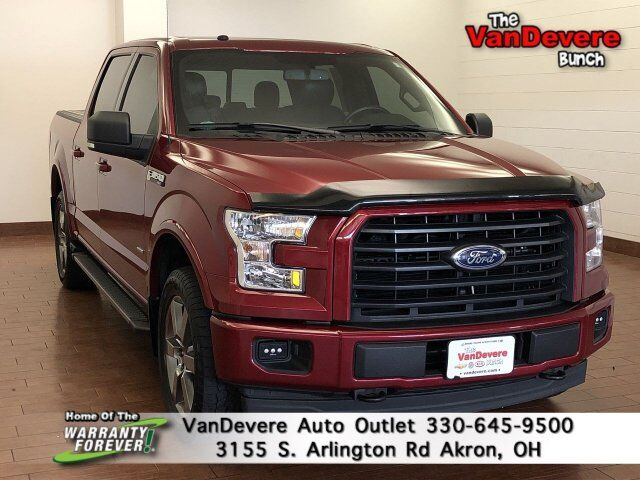 2017 Ford F-150 XLT Akron OH