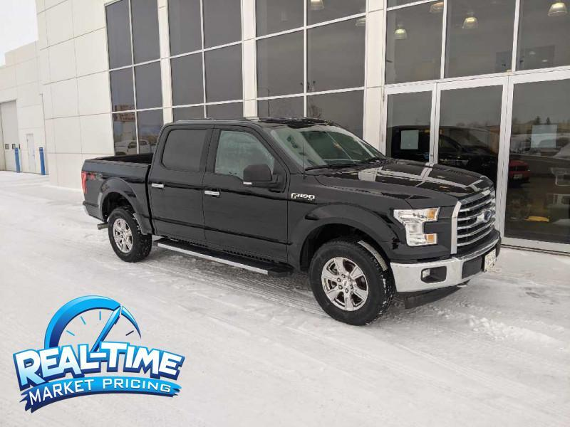 2017_Ford_F-150_XLT_ Claresholm AB