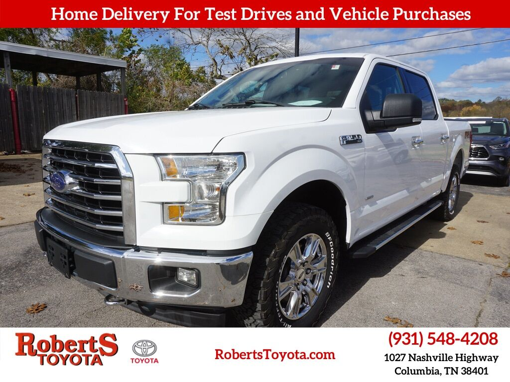 2017 Ford F-150 XLT Columbia TN