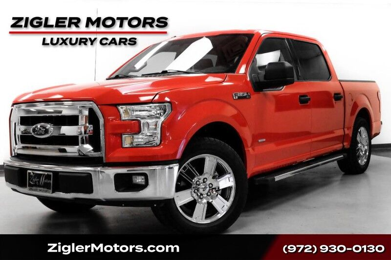 2017 Ford F-150 XLT Crew Cab ECOBOOST Low Miles Clean