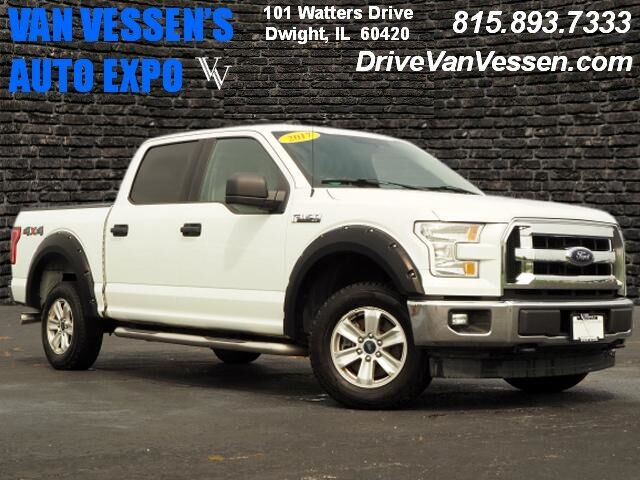 2017 Ford F-150 XLT Dwight IL