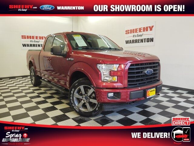 2017 Ford F-150 XLT Warrenton VA