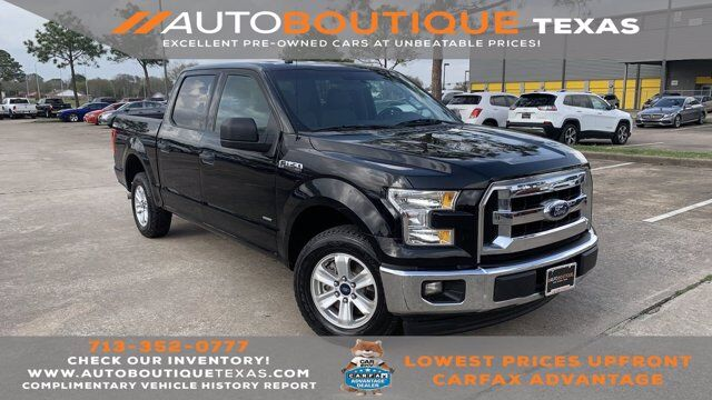 2017 Ford F-150 XLT Houston TX