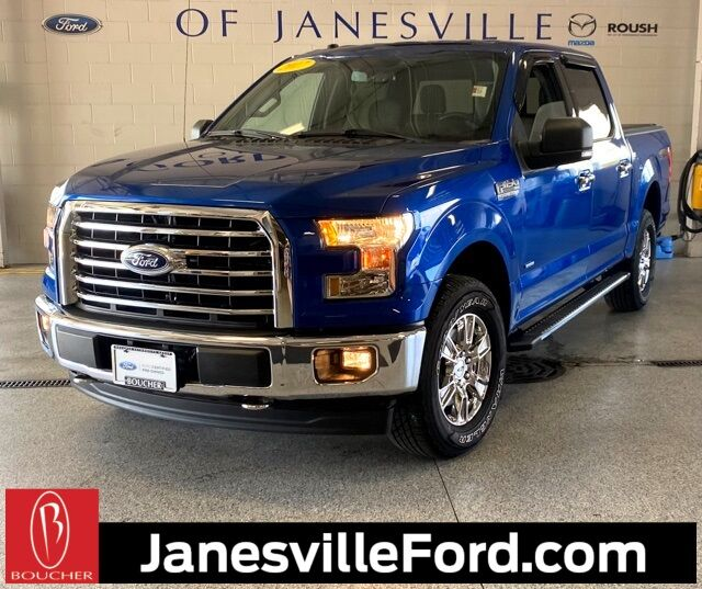 2017 Ford F-150 XLT Janesville WI