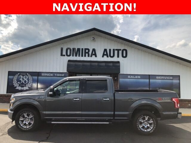 2017 Ford F-150 XLT Lomira WI