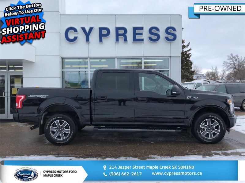 2017 Ford F-150 XLT Maple Creek SK