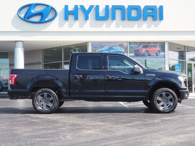 2017 Ford F-150 XLT Marion OH