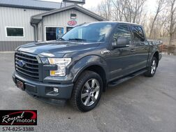 2017_Ford_F-150_XLT_ Middlebury IN