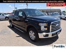 2017_Ford_F-150_XLT_ Pampa TX