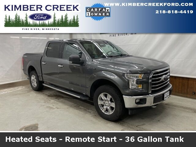 2017 Ford F-150 XLT Pine River MN