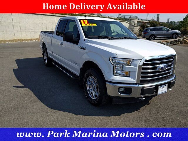 2017 Ford F-150 XLT Redding CA