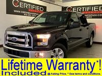 Ford F-150 XLT SUPER CREW BED LINER KEYLESS ENTRY BLUETOOTH USB INPUT CD/MP3 PLAYER CR 2017