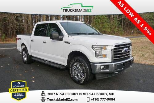 2017_Ford_F-150_XLT_ Salisbury MD