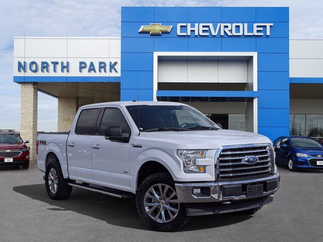 2017 Ford F-150 XLT Castroville TX