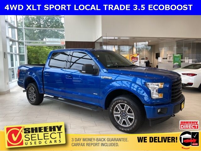 2017 Ford F-150 XLT Chantilly VA