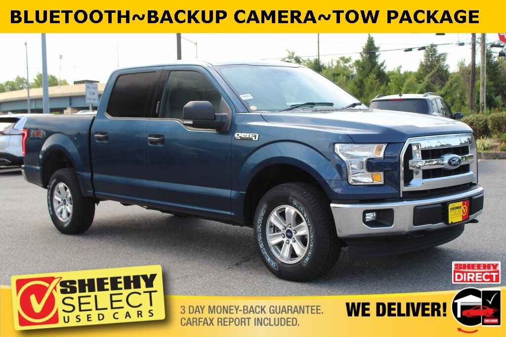 2017 Ford F-150 XLT Suitland MD