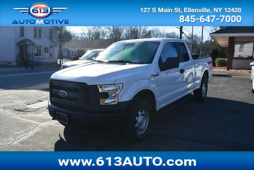 2017 Ford F-150 XLT SuperCab 6.5-ft. Bed 4WD Ulster County NY