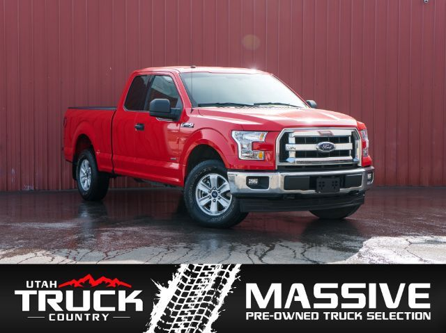 2017 Ford F-150 XLT SuperCab 6.5-ft. Bed 4WD Lehi UT