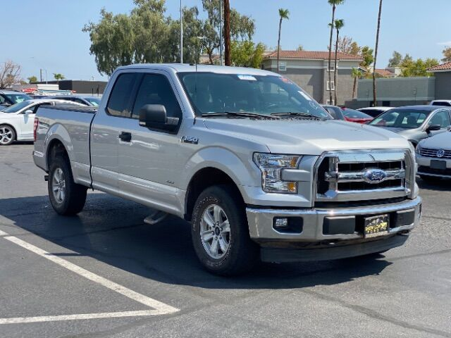 2017 Ford F-150 XLT SuperCab 6.5-ft. Bed 4WD Mesa AZ