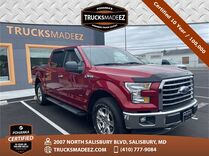 2017 Ford F-150 XLT SuperCrew * Pohanka Certified 10 Year / 100,000 *