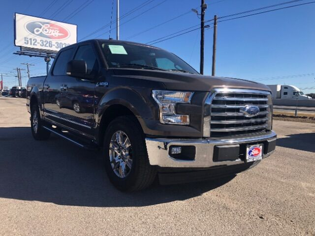2017 Ford F-150 XLT SuperCrew 5.5-ft. Bed 2WD Georgetown TX
