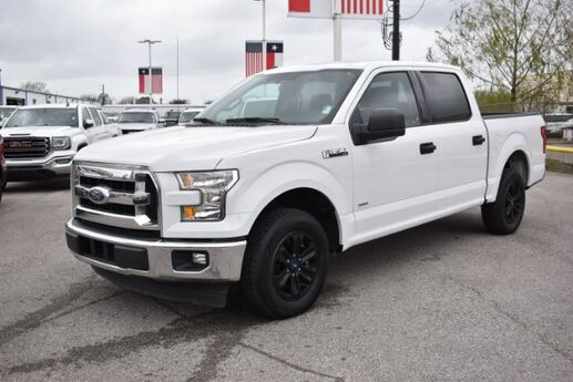 2017 Ford F-150 XLT SuperCrew 5.5-ft. Bed 2WD Houston TX