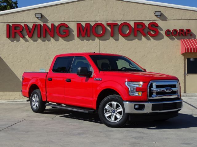 2017_Ford_F-150_XLT SuperCrew 5.5-ft. Bed 2WD_ San Antonio TX