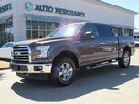2017 Ford F-150 XLT SuperCrew 5.5-ft. Bed 4WD BLUETOOTH, CAR PLAY, BACK UP CAMERA, RUNNING BOARDS