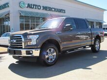 2017_Ford_F-150_XLT SuperCrew 5.5-ft. Bed 4WD BLUETOOTH, CAR PLAY, BACK UP CAMERA, RUNNING BOARDS_ Plano TX