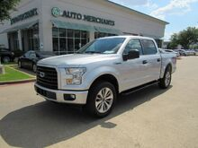2017_Ford_F-150_XLT SuperCrew 5.5-ft. Bed 4WD CLOTH STS, BLUETOOTH CONNECTIVITY, MULTI DRIVABILITY_ Plano TX
