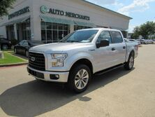Ford F-150 XLT SuperCrew 5.5-ft. Bed 4WD CLOTH STS, BLUETOOTH CONNECTIVITY, MULTI DRIVABILITY 2017