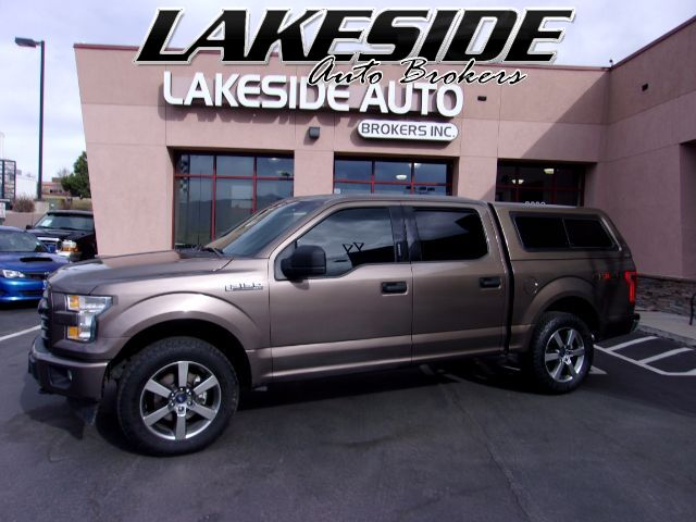2017 Ford F-150 XLT SuperCrew 5.5-ft. Bed 4WD Colorado Springs CO