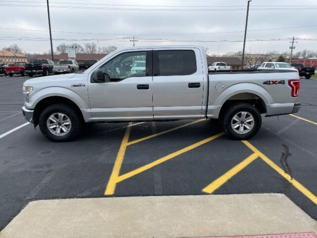 2017 Ford F-150 XLT SuperCrew 5.5-ft. Bed 4WD Jacksonville IL