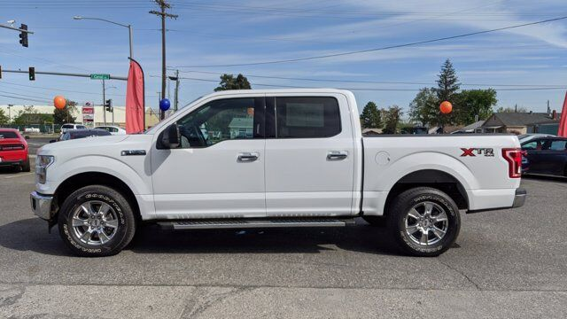 2017 Ford F-150 XLT SuperCrew 5.5-ft. Bed 4WD Kennewick WA