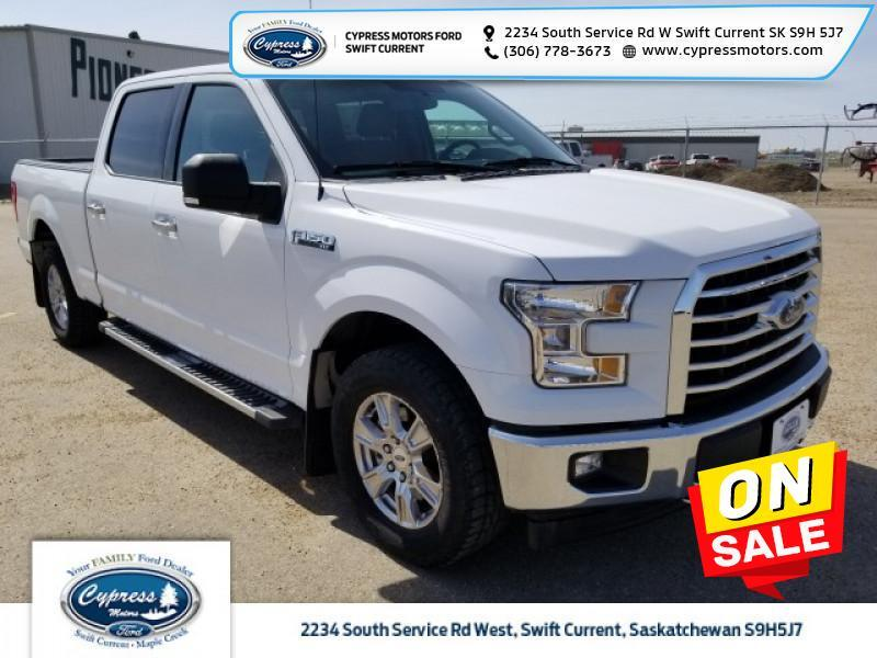 2017 Ford F-150 XLT Swift Current SK