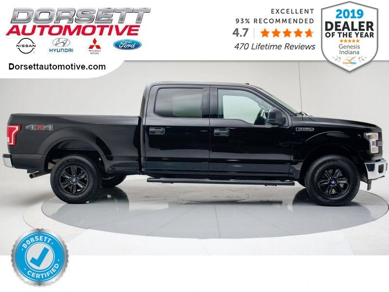 2017 Ford F-150 XLT Terre Haute IN