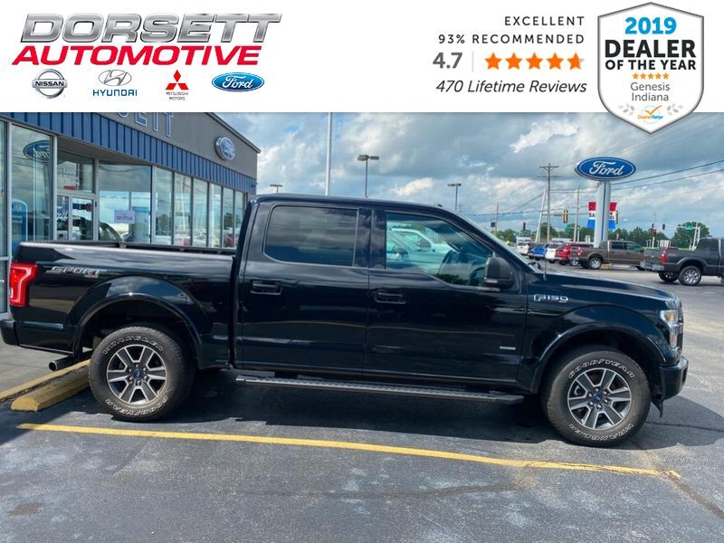 2017 Ford F-150 XLT Marshall IL