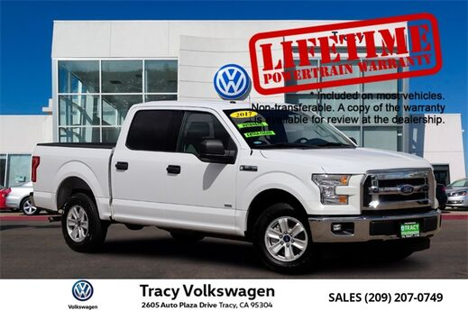 2017 Ford F-150 XLT Tracy CA